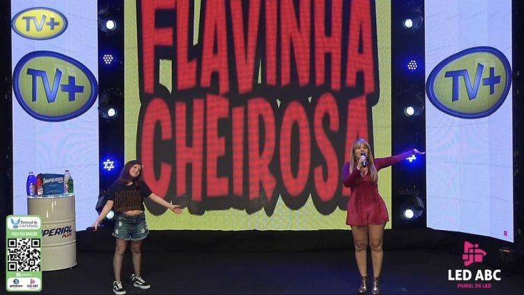 Flavinha Cheirosa - Foto: Brunno Dmitri / Divulgação